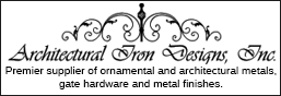 Ornamental Metal Components