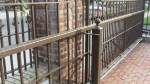 D001 - Ornamental Sliding Gate - 04