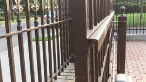 D001 - Ornamental Sliding Gate - 05
