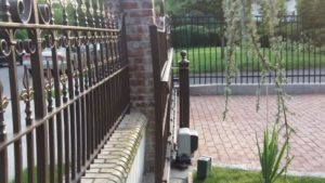 D001 - Ornamental Sliding Gate - 07
