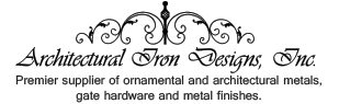 Architectural Iron Designs
